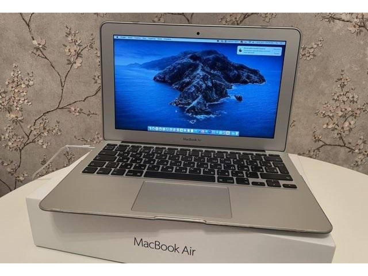 Apple MacBook Air 11, Ssd 128 gb, диагональ 11.6 - 1/5
