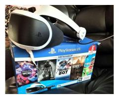 SonyPlaystation 4+PS VR+2 Gamepad+Камера+ Игры