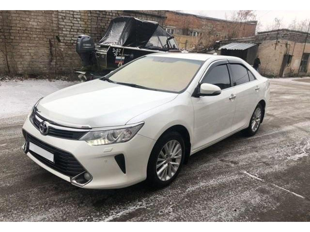 Toyota Camry, 2015 г. - 1/3
