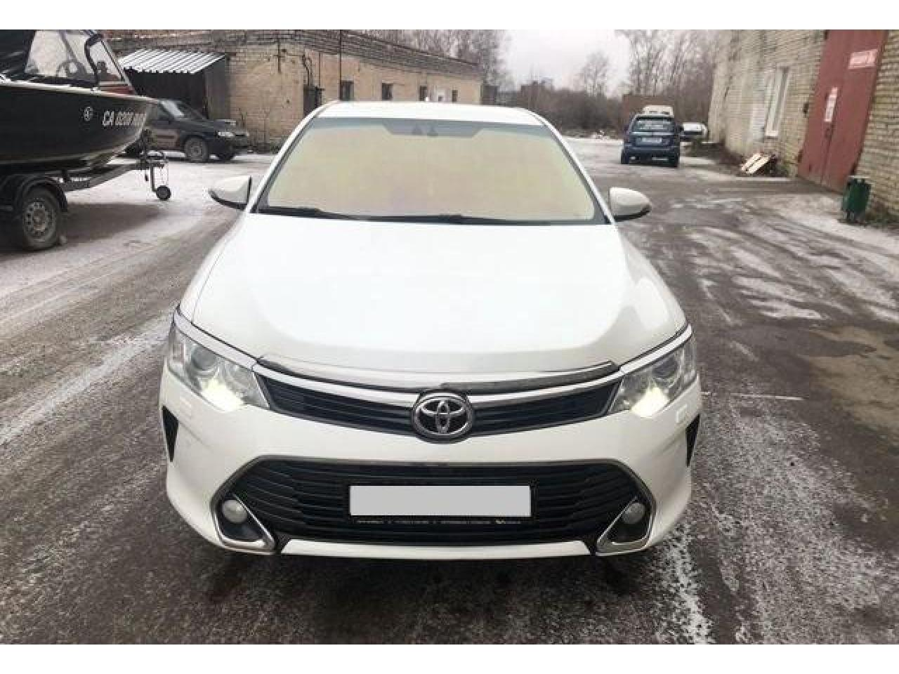 Toyota Camry, 2015 г. - 3/3