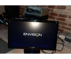 "Full hd hdmi 24""Envision h2476wd"