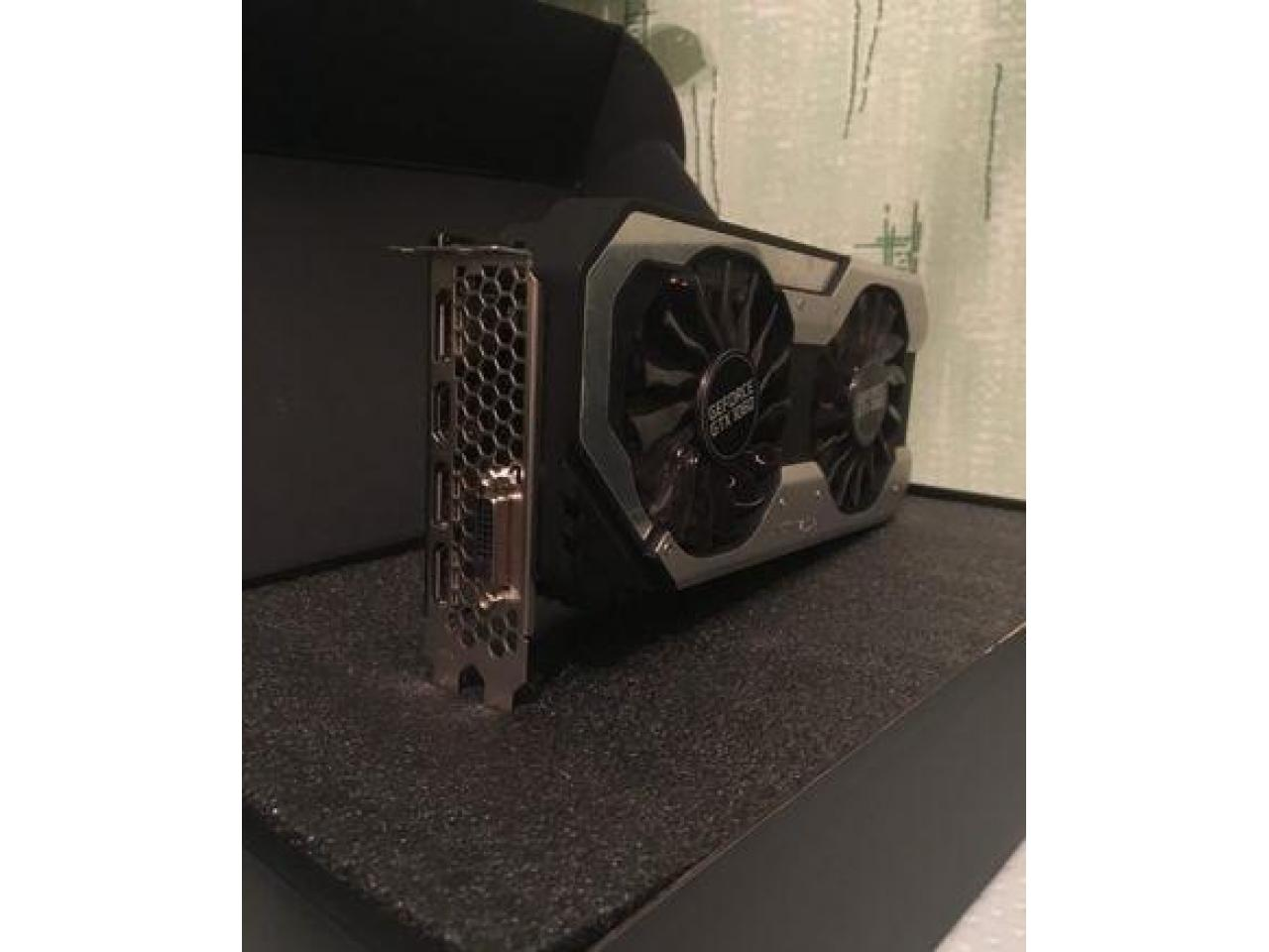 Видеокарта Palit JetStream GTX 1060 3GB / Гарантия - 2/4