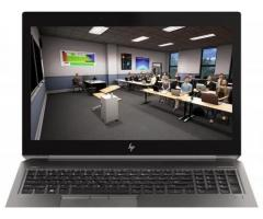 HP Zbook15 G6 Xeon E-2286\32gb\1TB\Quadro RTX3000