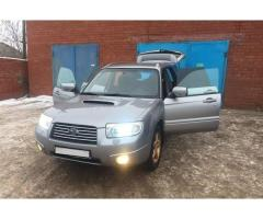 Subaru Forester, 2007 г.
