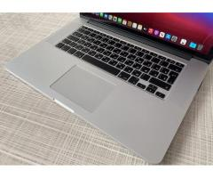 "Объявление Macbook Pro 15,4"" 16Ram 768SSD Core i7 - Фото 3/5"