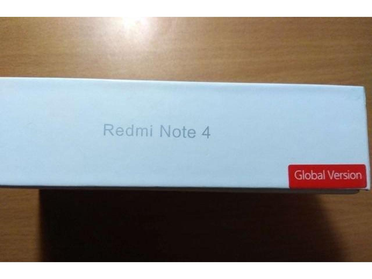 Смартфон Xiaomi redmi note 4 - 3/3