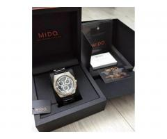 Mido Ocean Star Captain Chronograph