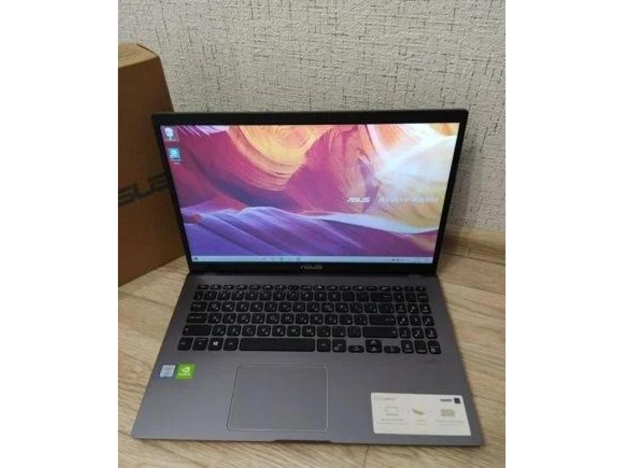 Новый Asus. intel 8Gen 4x3.9Ghz\8GB\MX250 DDR5 - 1/8
