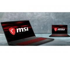 MSI intel core i 7 10750H\16DDR4\512SSD\GTX 1660Ti
