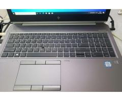 HP Zbook15 G6 Xeon E-2286\32gb\1TB\Quadro RTX3000\