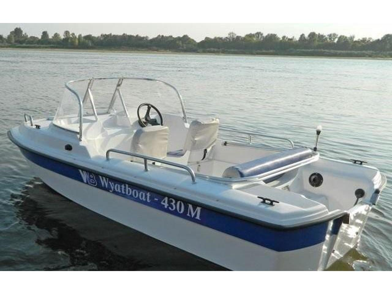Новый катер Wyatboat 430M тримаран - 2/8