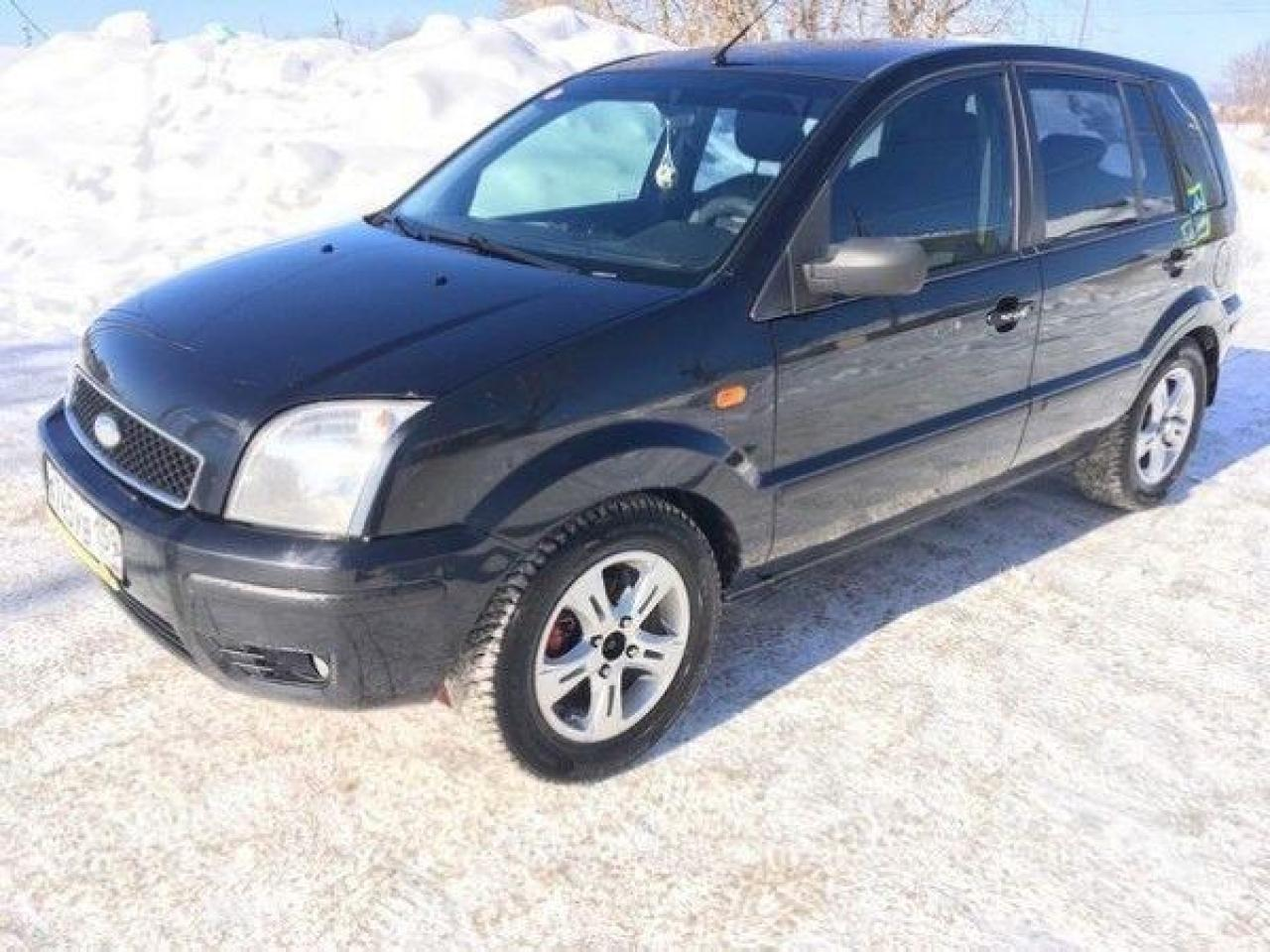 Ford Fusion, 2005 г. - 3/7