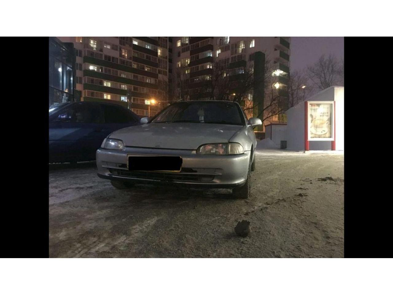 Honda Civic, 1995 г. - 1/5